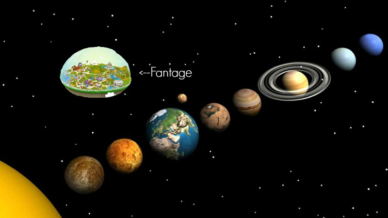 real pictures of the solar system planets - photo #1