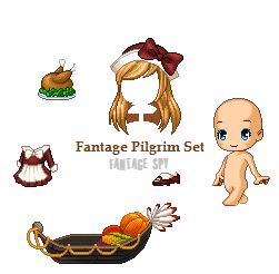 pilgrim set