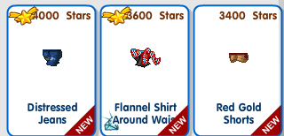 new shop items 11-15 2