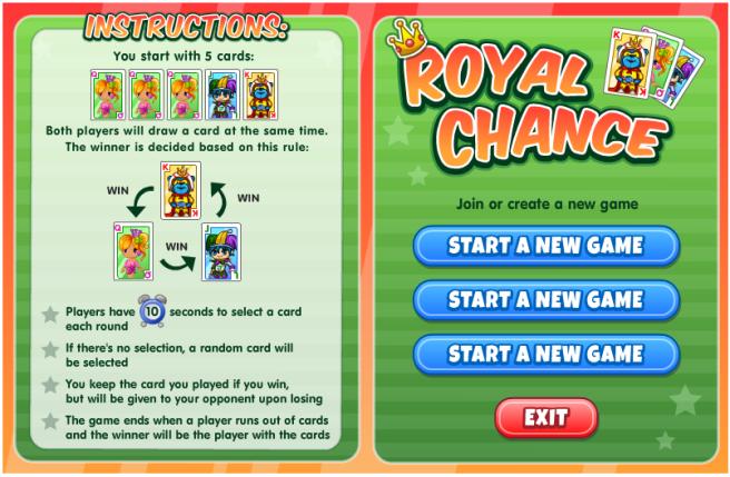 royal chance 1