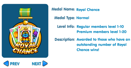 royal chance 4